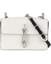 Alexander Wang - Hook Medium Leather Shoulder Bag - Lyst