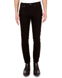 Givenchy - Men's Slim-fit Skinny-leg Stretch-denim Trousers - Lyst