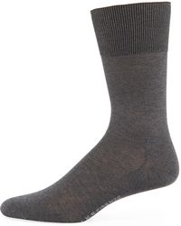 Falke | Firenze Solid Knit Socks | Lyst