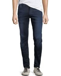 ee2600a227a G-Star RAW Jeans 5620 Elwood 3d Super Slim Skinny Fit Slander Black  Superstretch in Black for Men - Lyst
