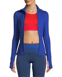 adidas By Stella McCartney - Performance Essential Mid-layer Jacket - Lyst