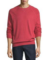 Brunello Cucinelli - Athletic Crewneck Sweater - Lyst
