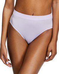 Wacoal - Bsmooth High-cut Bikini Briefs - Lyst