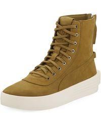 PUMA | Weekend Xo Parallel High-top Sneaker | Lyst