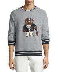 Ralph Lauren - Teddy Bear Graphic Sweatshirt - Lyst
