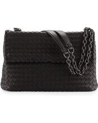 Bottega Veneta - Olimpia Medium Shoulder Bag - Lyst
