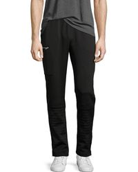 Ovadia And Sons - Zip-pocket Moto Pants - Lyst