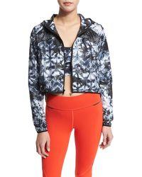 Alala | Athletic Zip Mesh-Insert Jacket | Lyst
