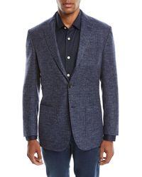 Kiton - Men's Tic Cashmere Two-button Jacket - Lyst