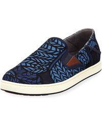 Olukai - Men's Kahu Pow Wow Fabric Sneakers - Lyst