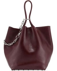 Alexander Wang - Roxy Large Soft Leather Tote Bag - Lyst