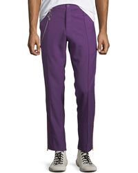 Ovadia And Sons - Men's Sideline Wool Track Pants - Lyst