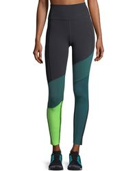 Under Armour - Mirror Breathelux Asymmetric High-rise Performance Leggings - Lyst