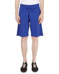 KENZO - Logo Drawstring-waist Shorts - Lyst