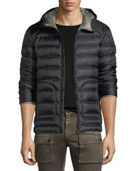 Belstaff mens pathfield quilted jacket