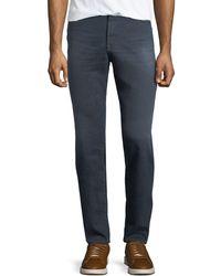 AG Jeans - Everett Straight-leg In 9 Years Tidepool - Lyst