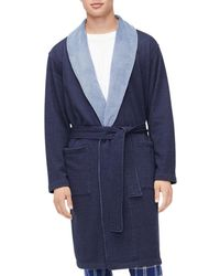 UGG - Men's Robinson Two-tone Robe - Lyst