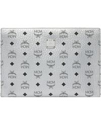 MCM - Visetos Original Pouch Clutch Bag - Lyst