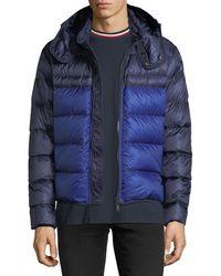 Moncler - Brech Hooded Puffer Jacket - Lyst