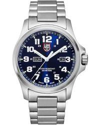 Luminox - Men's Field Bracelet Watch - Lyst