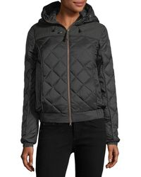 Nobis - Elle Quilted Down Coat - Lyst