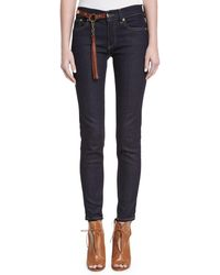 Ralph Lauren Collection - 400 Matchstick Jeans With Harness - Lyst