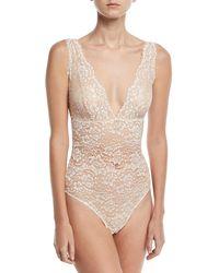 Cosabella - Pret A Porter Lace Bodysuit - Lyst