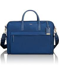 Tumi | Dara Carry-all Briefcase | Lyst