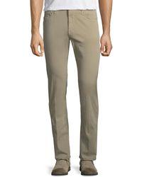 Incotex - Men's Ray Five-pocket Cotton Pants - Lyst