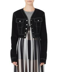 Marc Jacobs - Button-up Jacket - Lyst