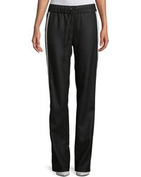 Maggie Marilyn - Make Your Move Sporty Wool Track Pants - Lyst