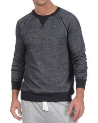 2xist - Terry Crewneck Sweatshirt - Lyst