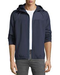 Michael Kors - Men's Sporty Scuba Zip-front Hoodie Jacket - Lyst