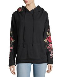 Johnny Was - Meri French Terry Hoodie - Lyst
