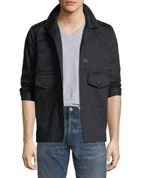 G-Star RAW - Stalt Over-shirt Jacket - Lyst