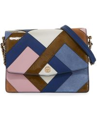 Tory Burch - Robinson Pieced Shoulder Bag - Lyst