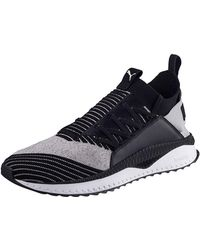 PUMA - Men's Tsugi Two-tone Knit Sneakers - Lyst