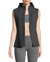 Under Armour - Spacer Hooded Zip-front Vest - Lyst
