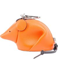 Loewe - Mouse Bag Charm/coin Purse - Lyst