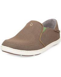Olukai - Nohea Slip-On Sneakers - Lyst