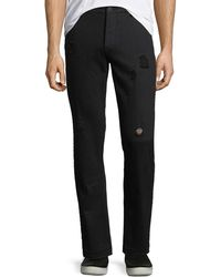 Ovadia And Sons - Earth Distressed Pants - Lyst