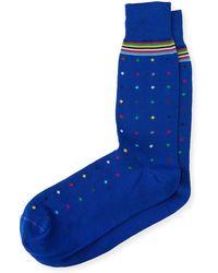 Paul Smith - Pin Dot Socks - Lyst