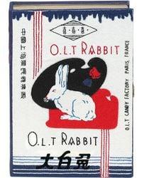 Olympia Le-Tan - Rabbit Box Crossbody Bag - Lyst