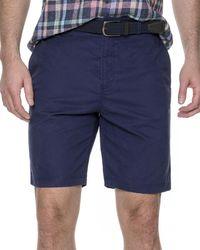 Rodd & Gunn - Glenburn Stretch-chino Shorts - Lyst