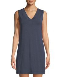 Hanro - Champagne Tank Gown - Lyst