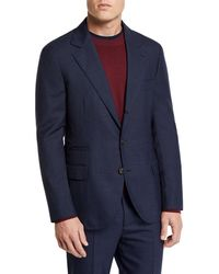 Brunello Cucinelli - Men's Basic Rustic Wool Suit - Lyst