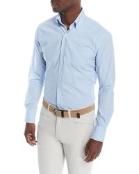 Peter Millar - Men's Mimi Performance Check Sport Shirt - Lyst