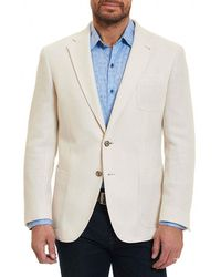 Robert Graham - Lauros Loose-weave Two-button Jacket - Lyst