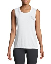 For Better Not Worse - Holding It Together Venice Muscle Tank Top (white) Women's Sleeveless - Lyst