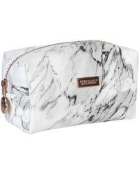 Stephanie Johnson - Carrara Grey Iris Small Cosmetic Bag - Lyst